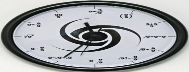 Время - поразительная девятка